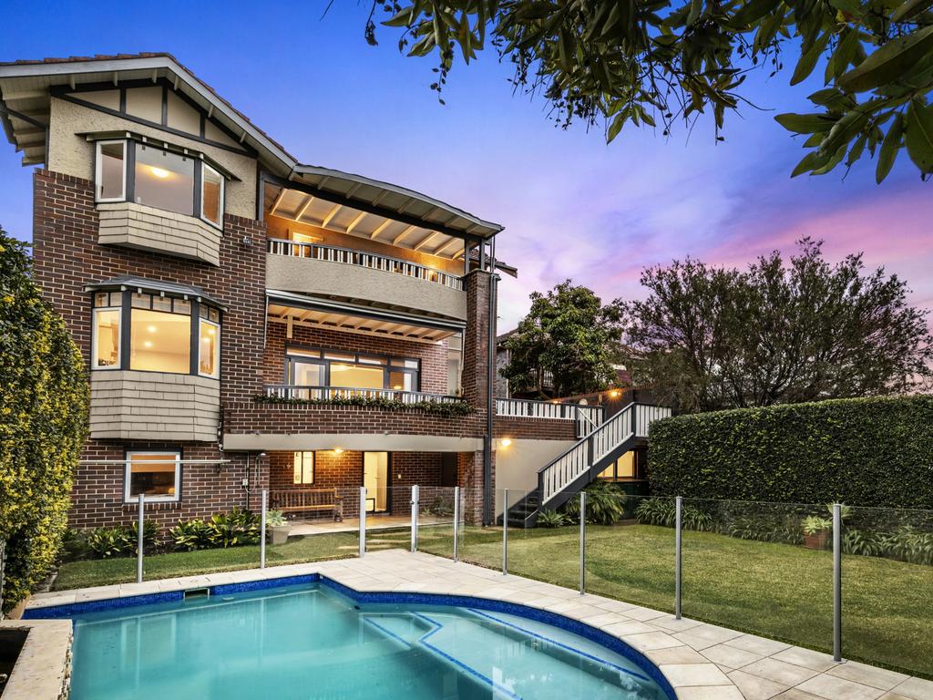 上北独立屋价格中值超300万澳元区域的数量在一年内变为3倍
