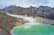 领先于海螺沟成为世界第一的冰川,想走进它最好错过虫草季