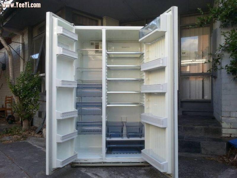 双开门冰箱2内部结构 -墨尔本家居用品 出售家具家电 可送货 墨尔本二