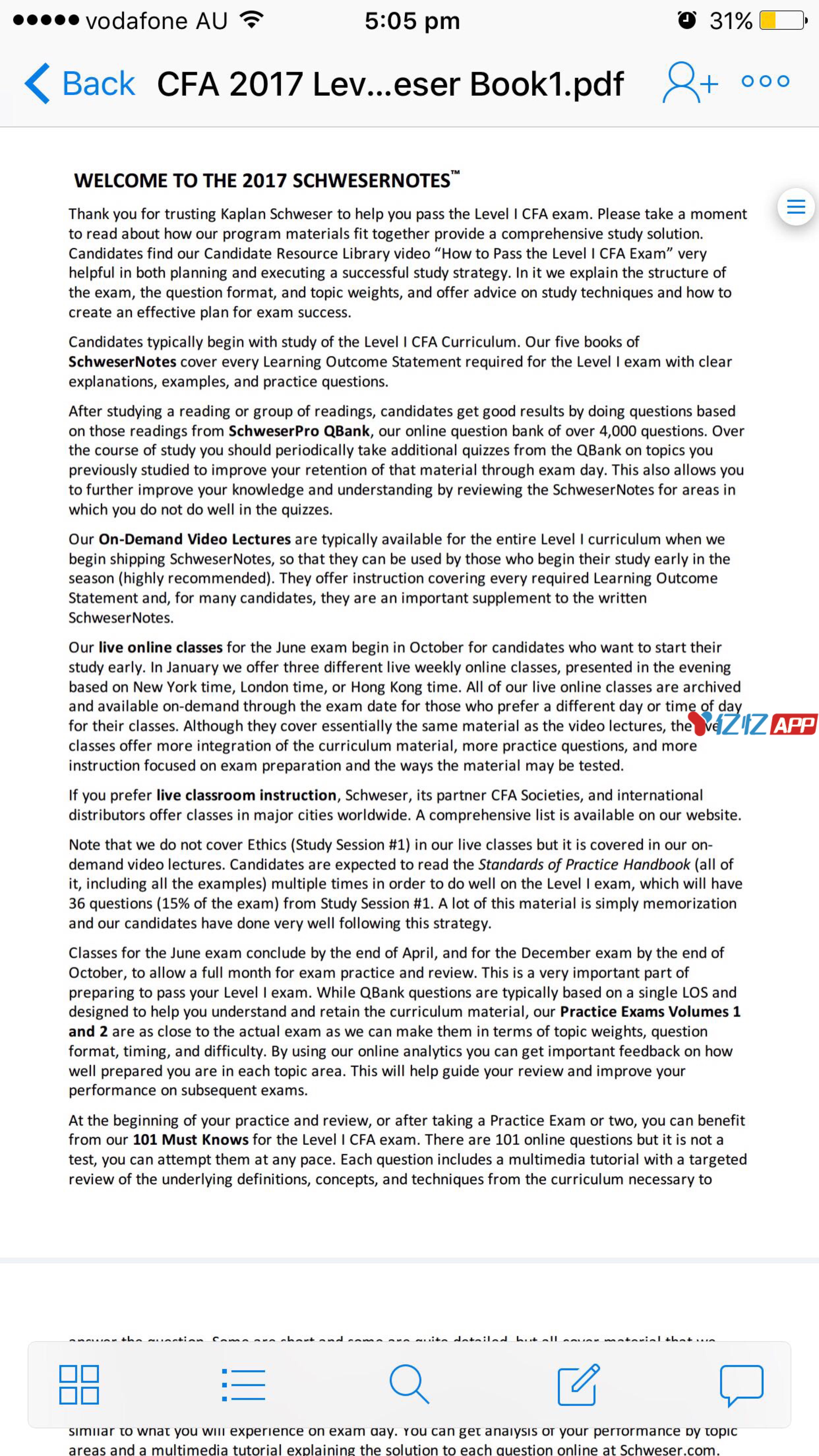 CFA Level 1 Notes 二手教材 æ–°é— ï¼Œæ‹›è˜ï¼Œæ±½è½¦ï¼ŒäºŒæ‰‹ï¼Œç§Ÿæˆ¿ï¼Œäº¤å‹