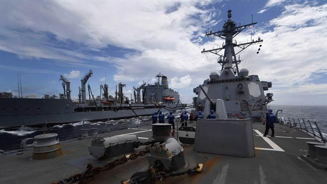还不够频繁 澳洲军舰通过台湾海峡美打算再通过
